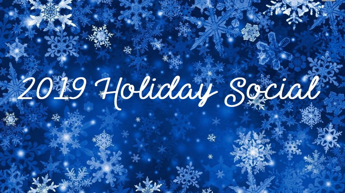 2019 Holiday Social at Terrace Cafe