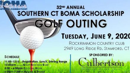 Save the Date!  32nd Annual Scholarship Golf Outing scheduled for June 9th!